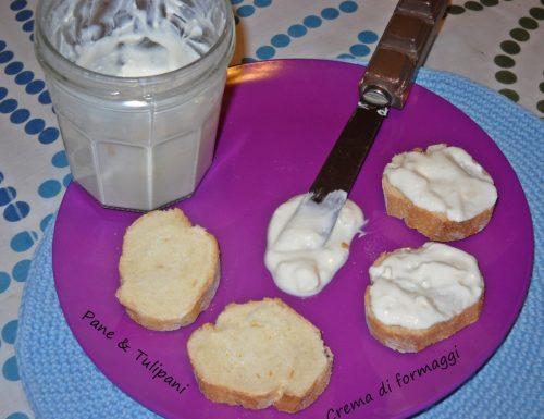 Crema di formaggi