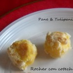 Rocher con cotechino