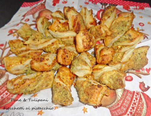 Fiocchetti al pistacchio