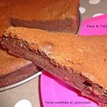 Torta morbida di cioccolato