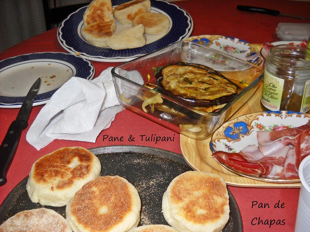 pan de Chapas