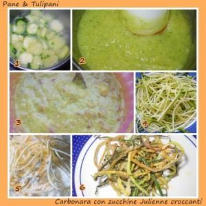 511-carbonara con zucchine Julienne croccanti.2