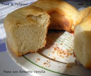 Pane con fornetto Versilia