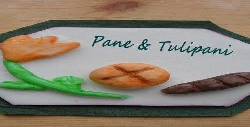 Logo Pane & Tulipani