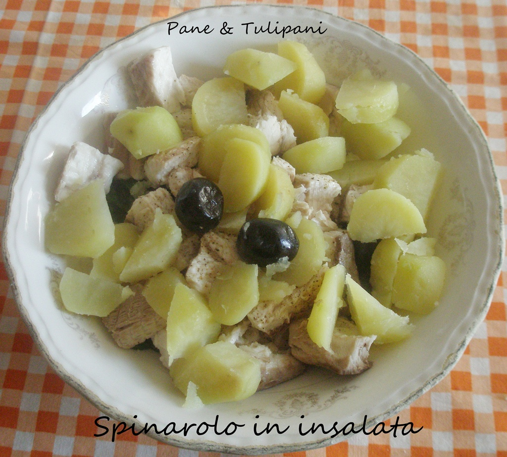 spinarolo in insalata