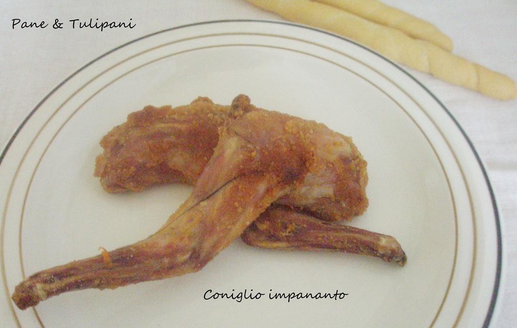 Coniglio impanato | Pane & Tulipani