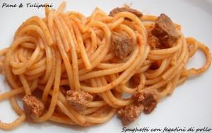 567-Spaghetti con fegatini di pollo.2