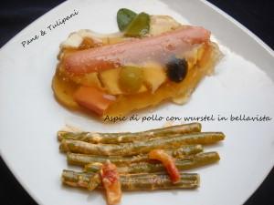 569-aspic di pollo con wurstel in bellavista-1