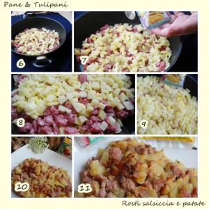 570-Rostì salsicce e patate.3