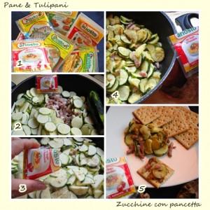 zucchine con pancetta.2