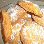 Biscotti cuore di mandorle