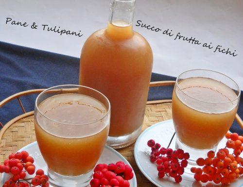 Succo di frutta ai fichi