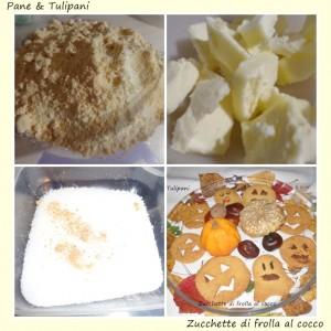 Zucchette di frolla al cocco.3