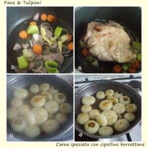 Carne speziata con cipolline borrettane.3