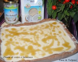 Cheese di cocco e tarassaco.5