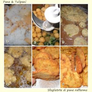 Sfogliette di pane raffermo.3