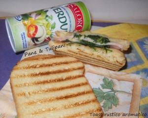 Toast rustico aromatico.2