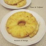 Ananas al mango