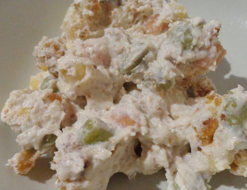Gnocchetti in salsa bianca