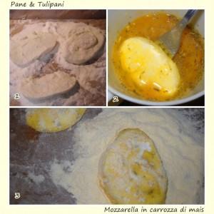 Mozzarella in carrozza di mais.2