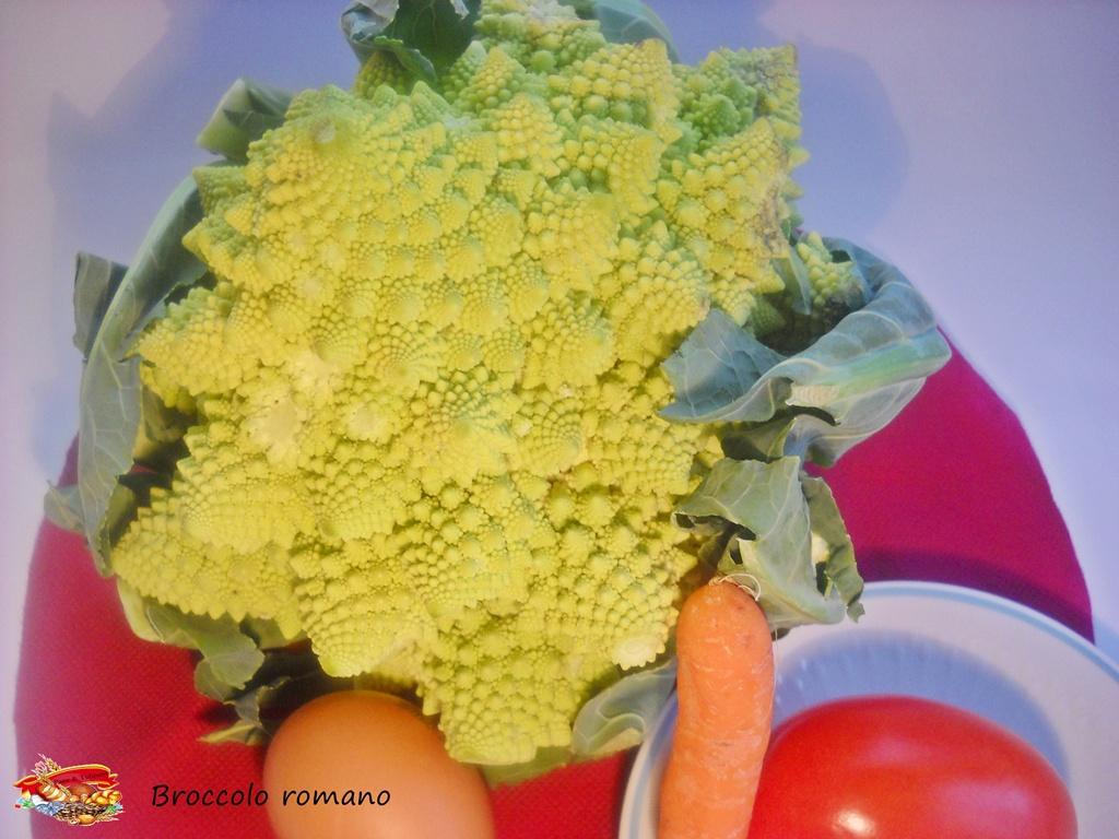 Broccolo romano