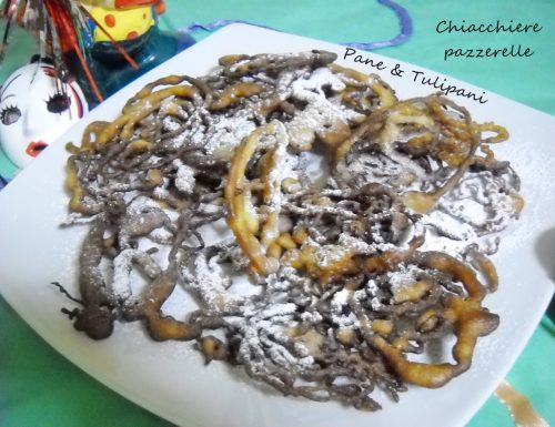 Chiacchiere pazzerelle