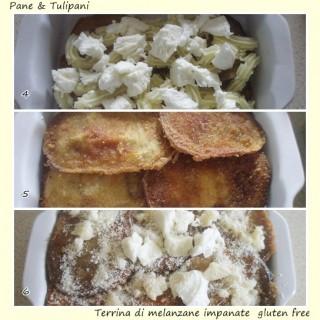 Terrina di melanzane impanate (gluten free).3