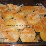 Tortino di patate e silene