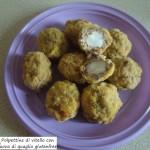 Polpettine di vitello con uova di quaglia glutenfree