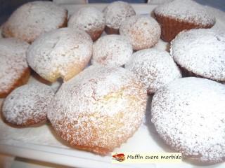 Muffin cuore morbido.12