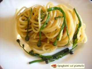 Spaghetti col piattello.10