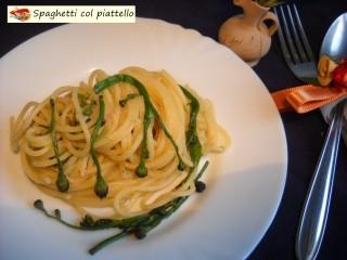 Spaghetti col piattello.11