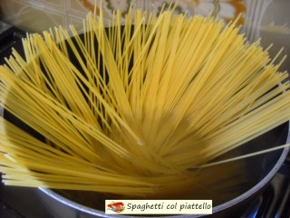 Spaghetti col piattello.7