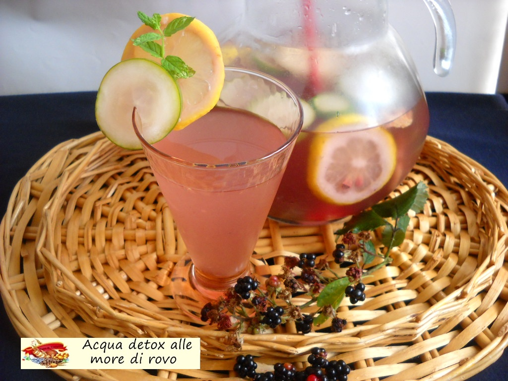 acqua detox alle more