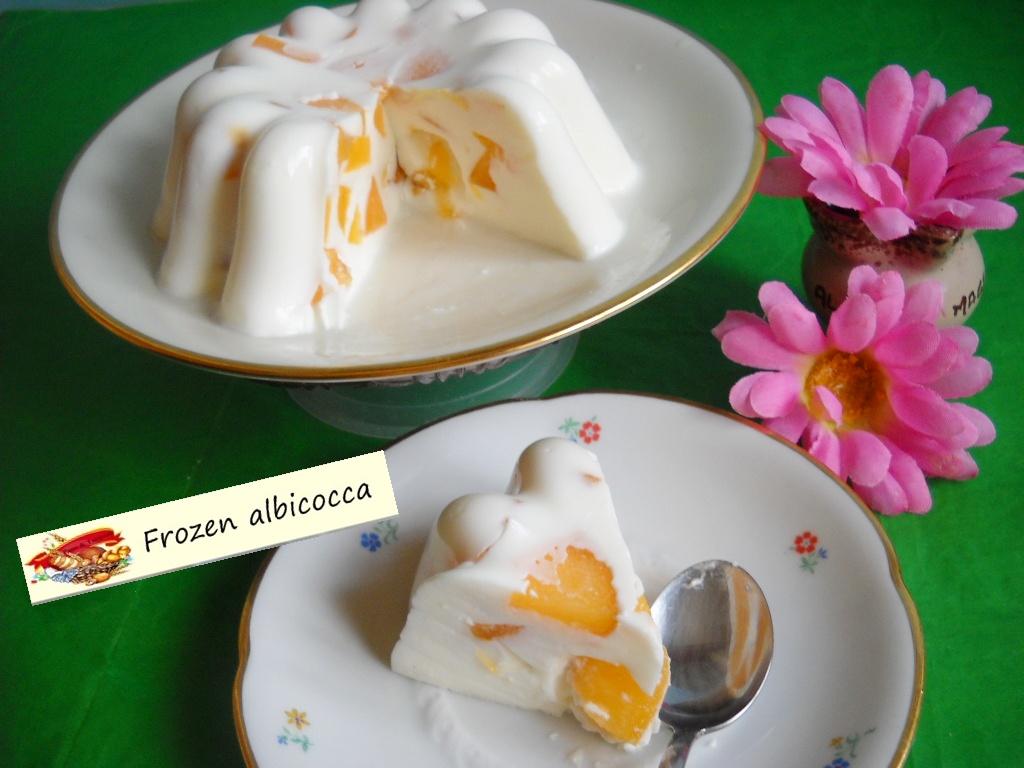 frozen albicocca