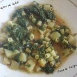 Minestra di taddi – ricetta siciliana