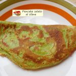 Pancake salati al silene: la ricetta