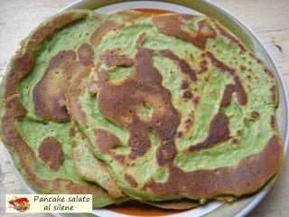 Pancake salato al silene.2