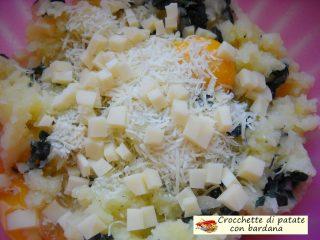 Crocchette di patate con bardana 5
