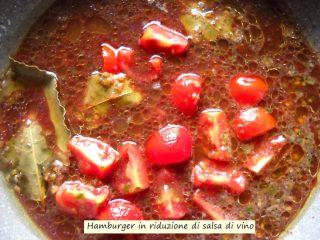 Hamburger in riduzione di salsa di vino.3.JPG