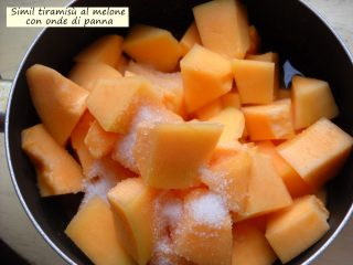 simil tiramisual melone con onde di panna.2