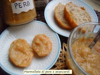 marmellata di pere e anacardi-3