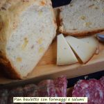 Pan bauletto con formaggi e salumi