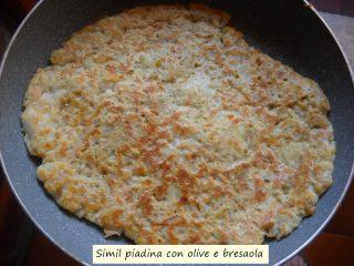 simil piadina con olive e bresaola.6