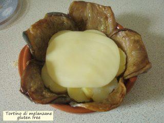Tortino di melanzane gluten free.5