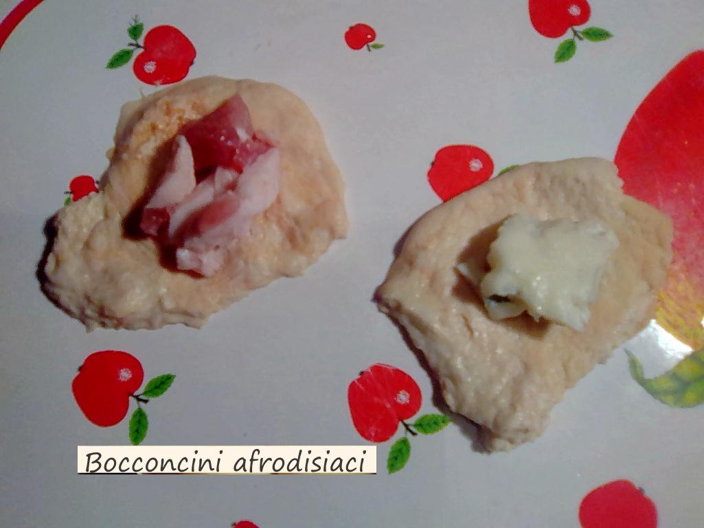 Bocconcini afrodisiaci