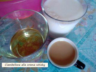 ciambellone alla crema whisky