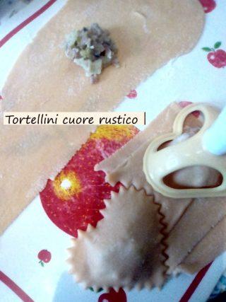 tortellini cuore rustico