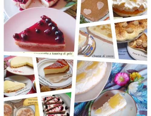 Cheesecake collections, mon amour