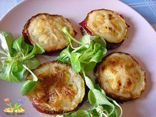 sandwich di zucchine con bresaola